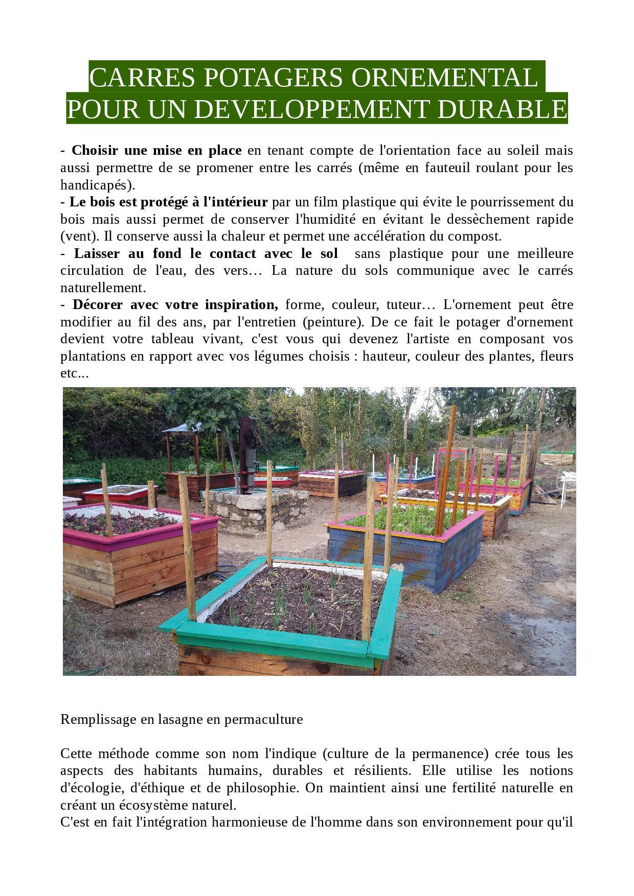 Juin 2016 conseils pour le jardin et le potager of jardin for Calendrier travaux jardin